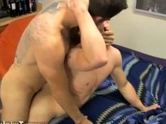 Hot gay scene Jordan Ashton's real dad doesn't think he's a man, but