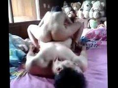 My slutty Thai Wife Sex Scandal #35