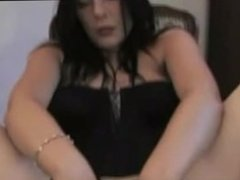 Amateur German Inserts Heel In Pussy - heelslovers@pornhub