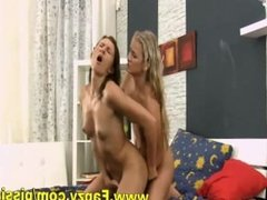 Lesbian piss drinking from slutty teens