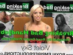 Violet Skye's Breaking Bad HandJobs Promo