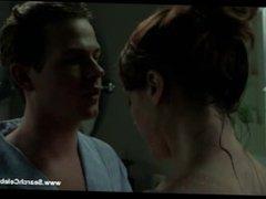 Claire Bronson nude - Banshee S01E07