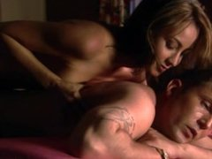 Courtney Ford nude - Dexter