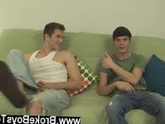 Gay cock Lining himself up, Shane thrust into Josh again even as Josh