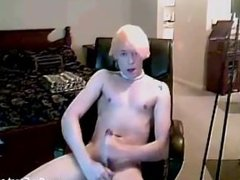 Gay clip of That is until he commences pawing his penis through his