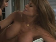 MILF seduces Busty younger wanderer.