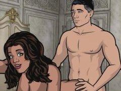 Archer Sex Scene