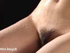 milking from Japanese girl