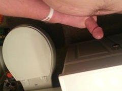 Bathroom privacy lol