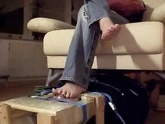 Real foot smother 1