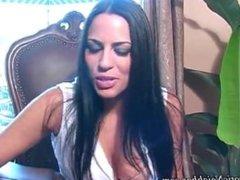 Lexi Lapetina s Chance Meeting FootJob