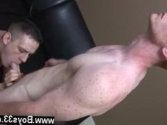 Twinks XXX As Jason drained himself off while fellating on Spencer's