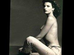 Actress Joan Severance Stark Naked