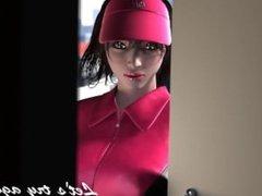 Pizza Takeout Obscenity - 3D Hentai OVA [Nihonomaru.com]