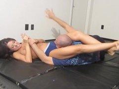 Tori's Wrestling Bet