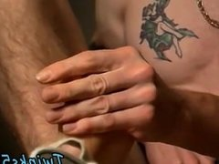 Twink movie of Str8 Boy Foot Fun And Jack Off