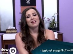 interview How to Prepare Anal, Lola Fox