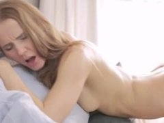 I Fucked Her Finally - Julie and her boyfriend love sex