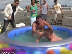 Gay video Well these studs seem to know the answer to that question on