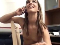 Girl Tries to Settle Bills, Boyfriend fucks her
