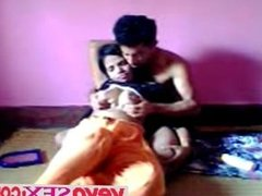 Indian Girl's Big Boobs and Blowjob exposed