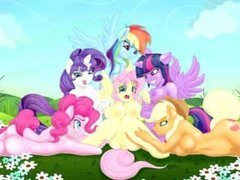 MY LITTLE PONY - PORN IS MAGIC : PACK N°4