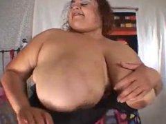 Mexican big tits play