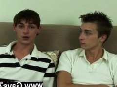 Hot gay scene After a few minutes of Ashton's super hot gullet on his