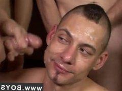Gay fuck Michael Vargas - Bukkake Veteran!