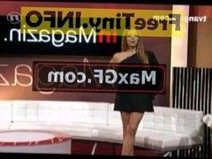 Nikolina Pisek sexy crossed legs 070511 fuck naked croatian boobs