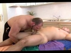 Muscle Bear Massage