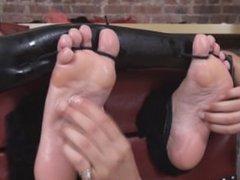Tickle Abuse Gorgeous Danielle