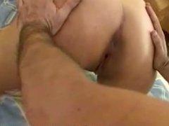 Chunky Latina Babe Seduced By Horny Neighbour