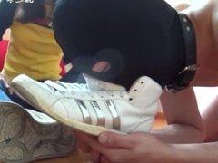 Korea Foot Goddess Foot Slave