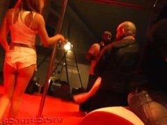 Valeria Blue, Ahinoa Blue, Anraro & Iori in the pornoband by Viciosillos