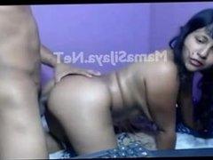 pareja en rico sexo anal en webcam