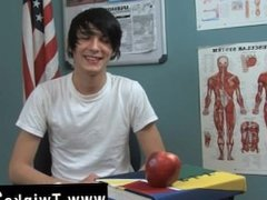 Gay clip of Aidan Chase has an infectious personality and a fine smile