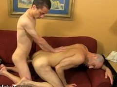 Hot twink scene Phillip Ashton feels painfully taking a huge tip for a