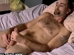 Gay porn Joe always has a steamy geyser of spunk in his ballsack prepared