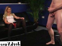 Lady Voyeurs - Fiona Interview - Fiona York