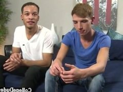 Hot gay scene DAMON REED GETS BANGED BY JORDAN THOMAS