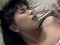 weird retro japanese porn. busty karate lesson bad audio