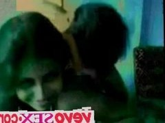 Indian couple nude foreplay