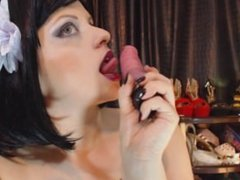 sexy girl do:close up anal,ride and the hotest bj ever