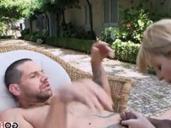 Pretty Face Charlyse Angel Having Hardcore Anal Sex