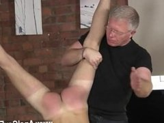 Gay clip of Spanking The Schoolboy Jacob Daniels
