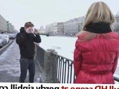Nerdy Russian Teen Nika Goes For A Hot Welcoming Fuck - nerdy.sinhill.com