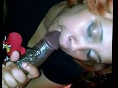 @thisiscnote getting a blowjob from green eyed milf