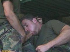 Military Big Dick