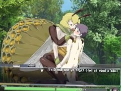 Monster Girl Quest - Bee girl Sex